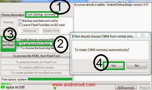 make custom recovery for any Android Device