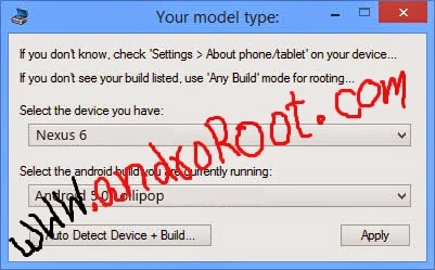 Root Nexus 6 and Install TWRP Recovery (AT&T, Sprint