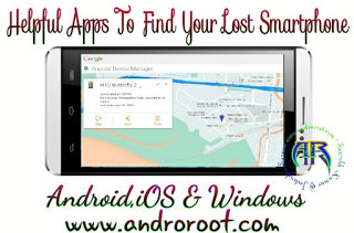 Apps to Find Your Lost