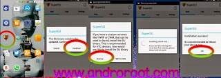 Root Intex aqua HD 5.0 and Install TWRP Recovery Andro Root www.androroot.com