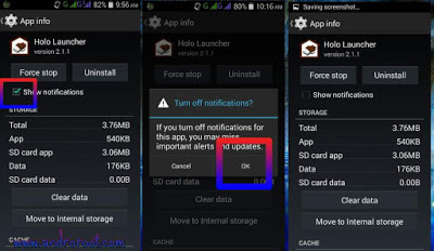 10 useful Android tips and tricks you should know about Disable App Notifications