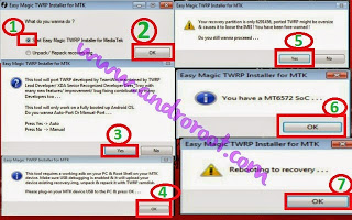Root Intex aqua HD 5.0 and Install TWRP Recovery Andro Root