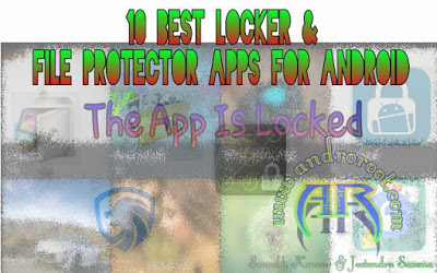 10 Best Lockers and File Protector Apps For Android - Andro Root