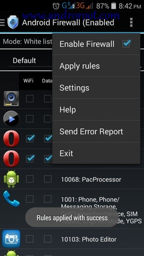 AndroRoot 15 Must have app after Rooting Your Phone