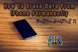 How To Erase Data from iPhone Permanently