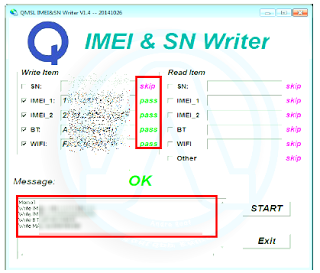 How to solve Invalid IMEI and SN Problem of Qualcomm SmartPhone