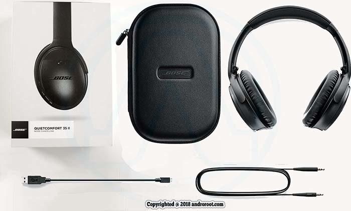 Bose Quiet comfort 35 wireless headphones II BoseQC 35