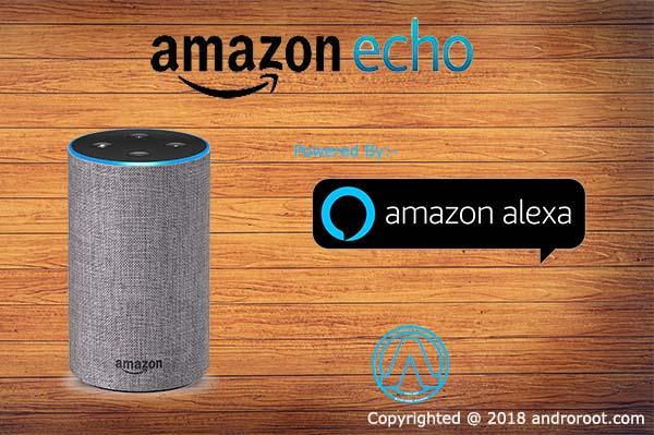 Amazon Echo Andro Root