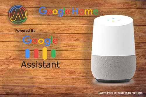 Google Home in Italy Andro Root