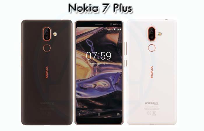 Nokia 7 Plus Price in India design and variants