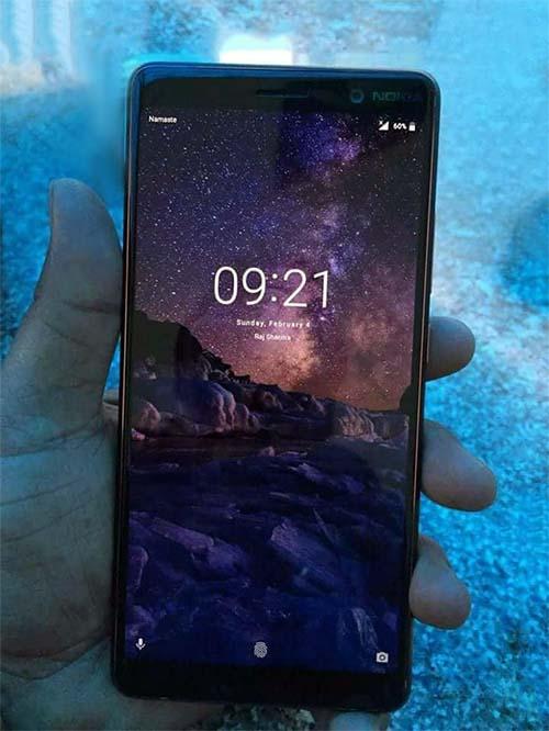 Nokia 7 Plus Price in India Leaked Image