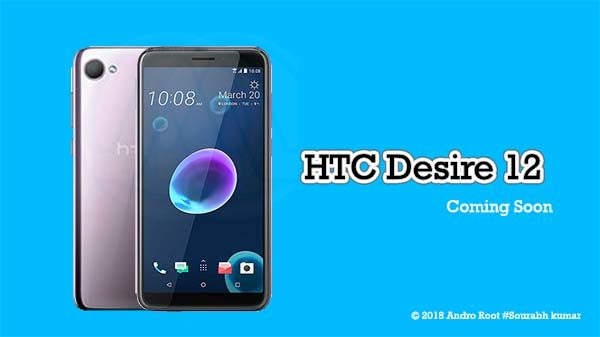 HTC Desire 12 Specifications