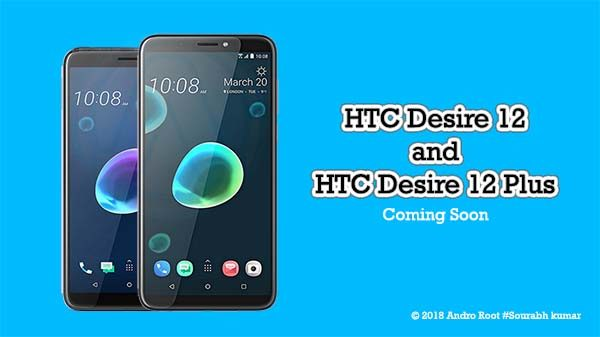 What is Your Opinion about HTC Desire 12 and Desire 12+?
