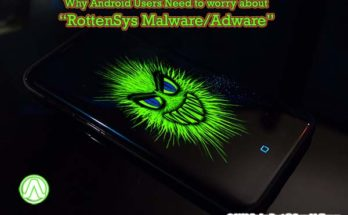 RottenSys Android Malware/adware