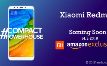 Xiaomi's Upcoming #CompactPowerhouse Xiaomi Redmi 5 Price in India