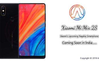 Xiaomi's Upcoming Flagship Smartphone Xiaomi Mi Mix 2S