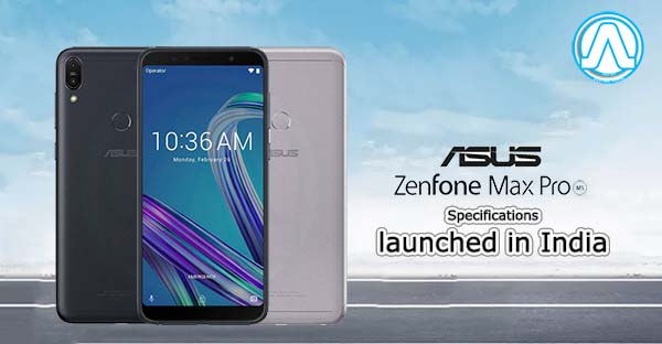 Asus ZenFone Max Pro M1 Specifications
