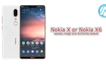 Nokia X or Nokia X6 leaked image and rumored details