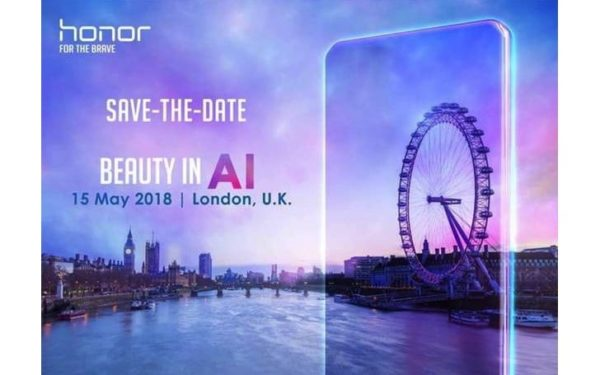 Honor 10 Leaked Images and specs
