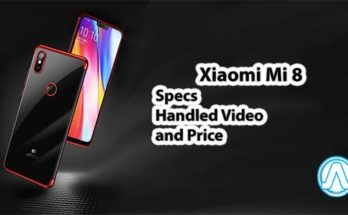 Xiaomi Mi 8 Price Specifications
