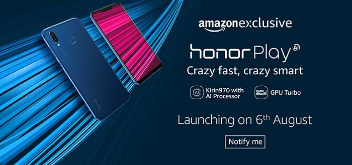 """Honor Play """"Gaming Smartphone"""" Specification and Price in India"""