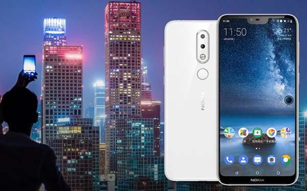 Nokia 6.1 Plus aka Nokia X6 Specification and Price in India