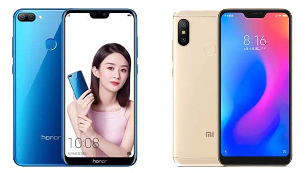 Xiaomi Mi A2, Mi A2 Lite, Honor 9N goes Official Yesterday: Price and Offers