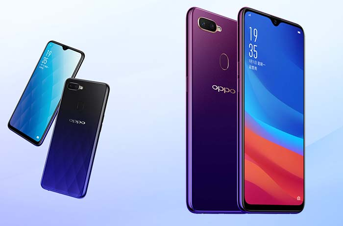 Oppo A7X Specifications and Price; Launched in China