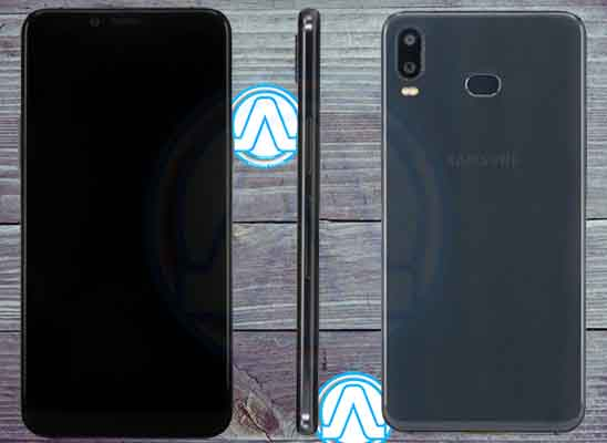 Samsung Galaxy A6s Specification and Price