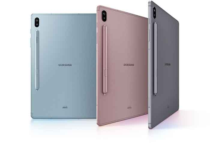 Samsung Galaxy Tab S6 Specification Price in India